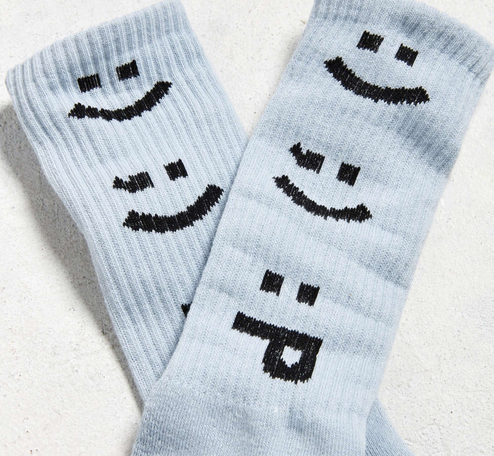 Slide View: 3: Emoji Faces Sport Sock