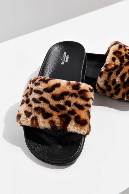 UO Furry Slide