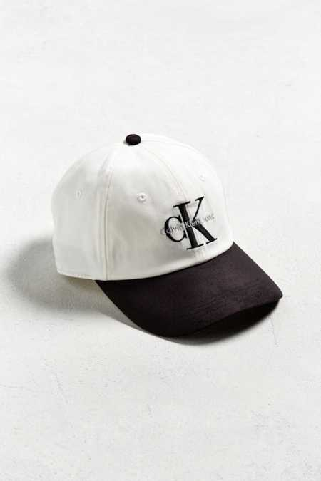 Calvin Klein Two-Tone Baseball Hat