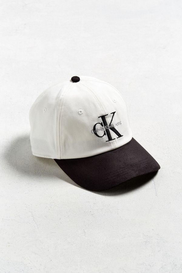 Calvin Klein Two-Tone Baseball Hat  2ef31bbd573