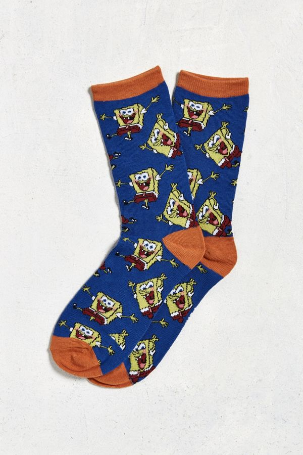 Spongebob Sock Urban Outfitters