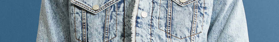 Thumbnail View 2: BDG Sherpa Denim Trucker Jacket