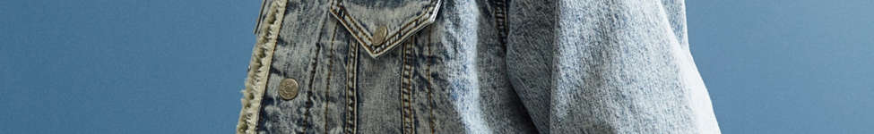 Thumbnail View 4: BDG Sherpa Denim Trucker Jacket