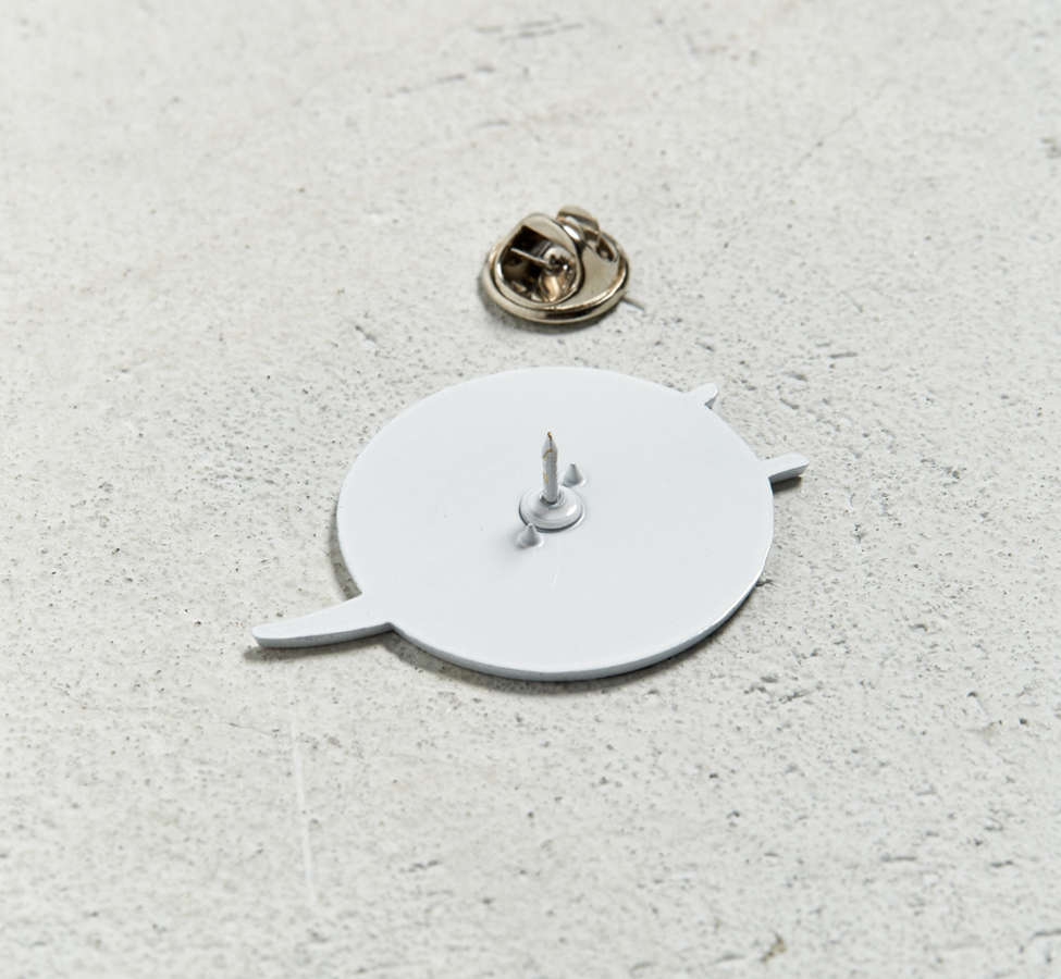 Slide View: 2: NASA Meatball Logo Pin