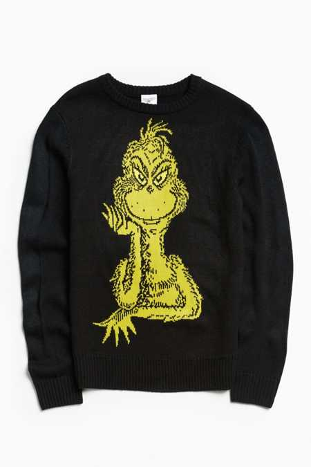 Grinch Holiday Sweater
