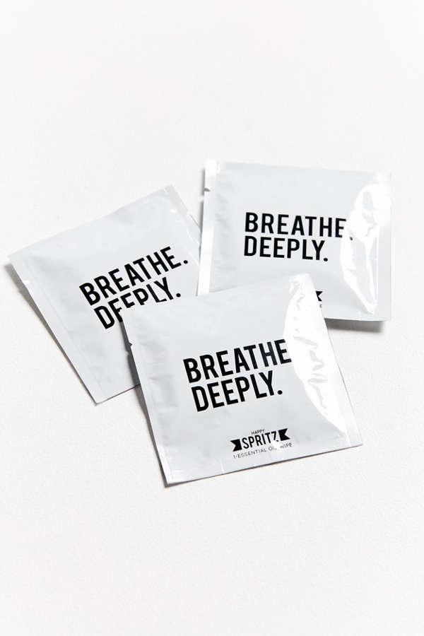 Happy Spritz 7-Day Essential Oil Towelette Set