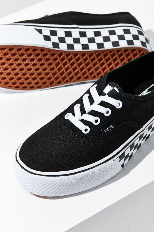 vans platform sneakers shoes