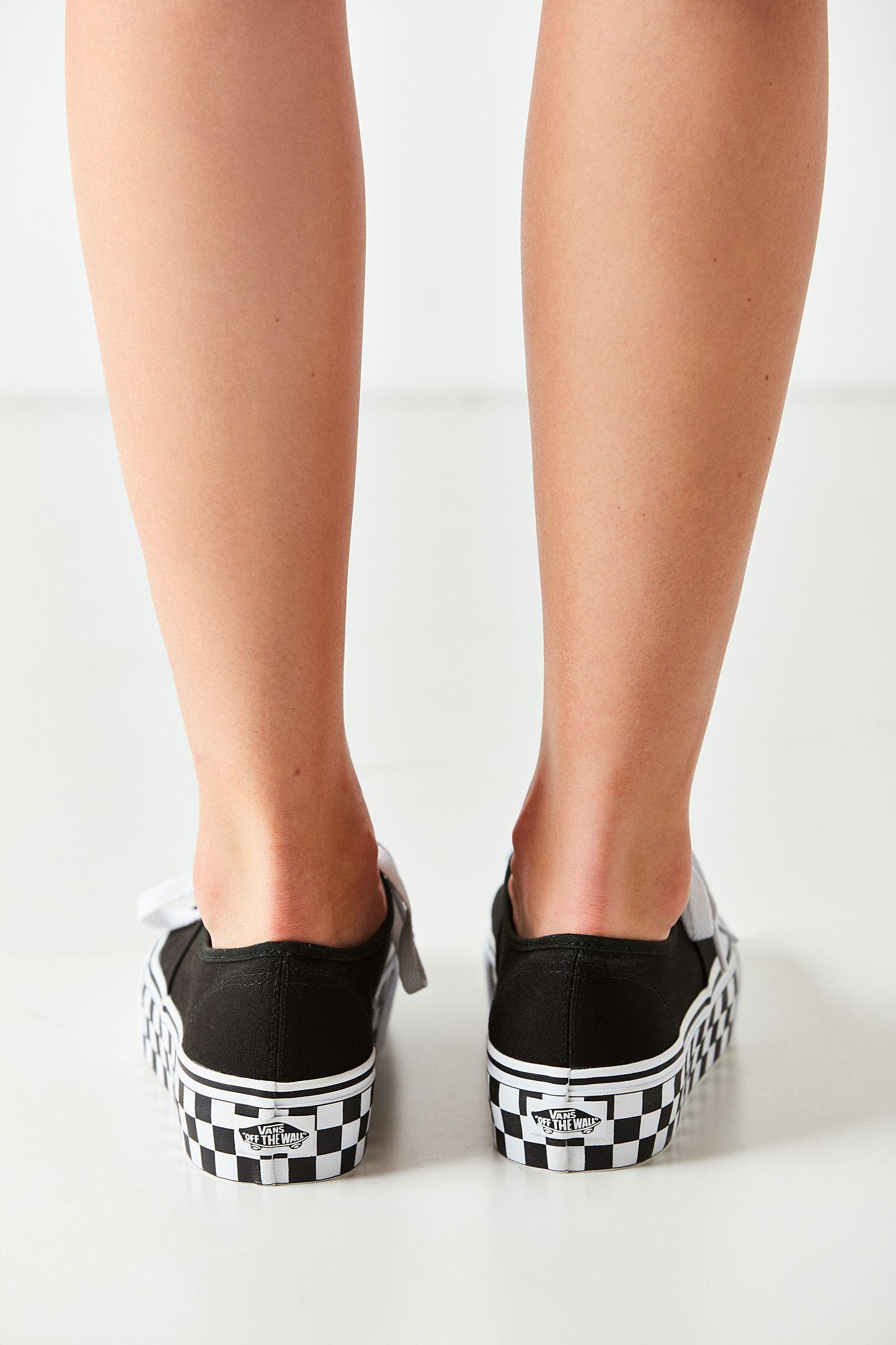 Vans & UO Authentic Platform Sneaker ySMRuN