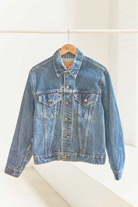 Vintage Levi's '70s Two Pocket Denim Trucker Jacket