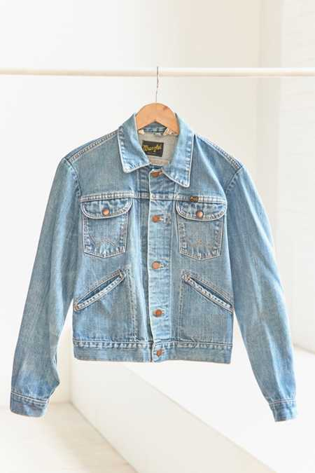 Vintage Wrangler '70s Denim Trucker Jacket