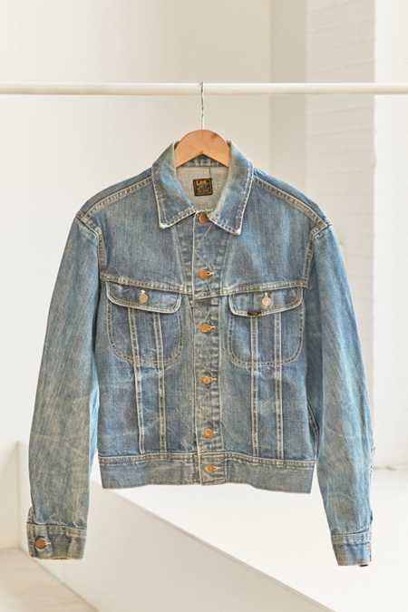 Vintage Lee '70s Denim Trucker Jacket