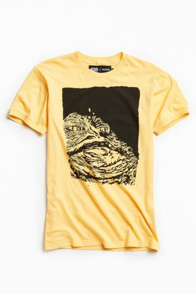 Le Fix Jabba Tee - Taupe S at Urban Outfitters