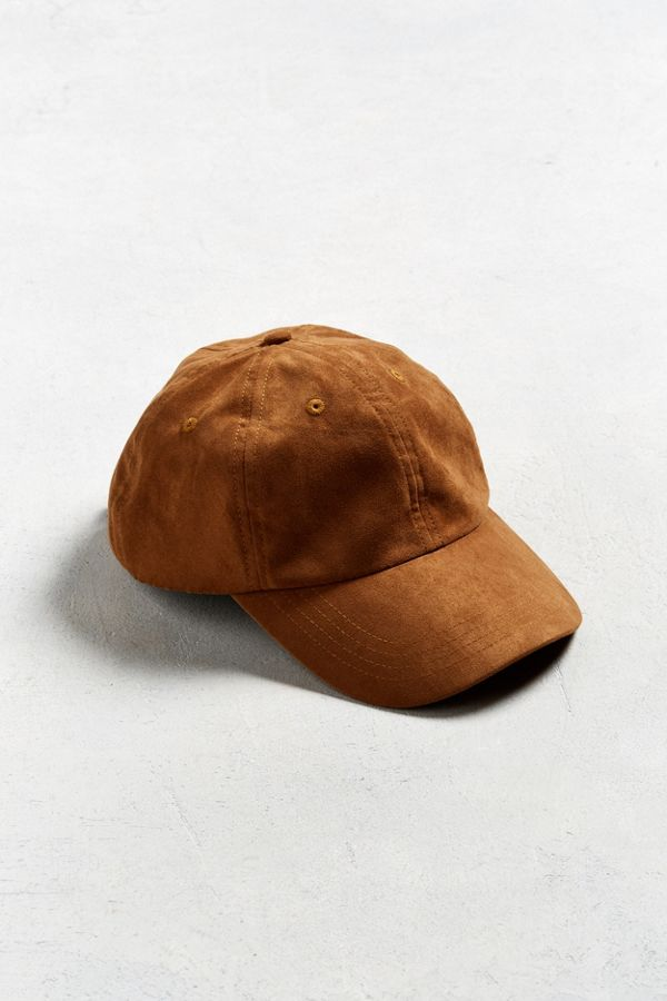 UO Suede Baseball Hat  c9b8844c1670