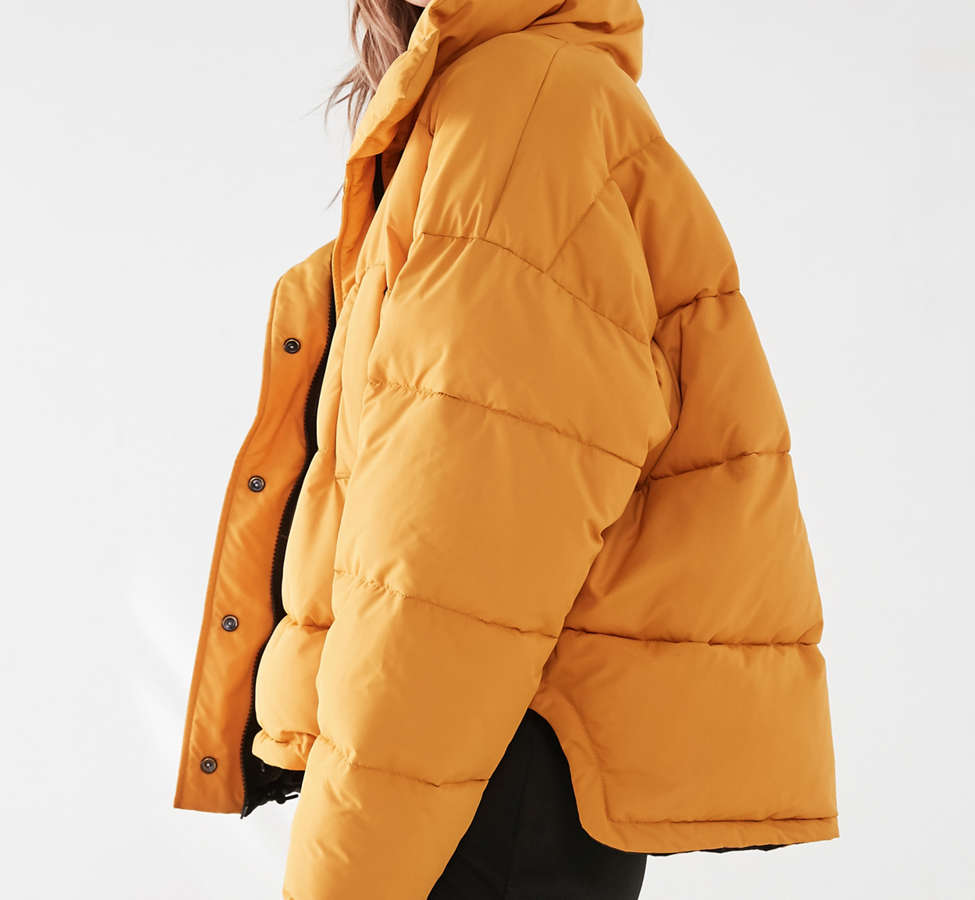 Slide View: 2: Silence + Noise Classic Puffer Jacket