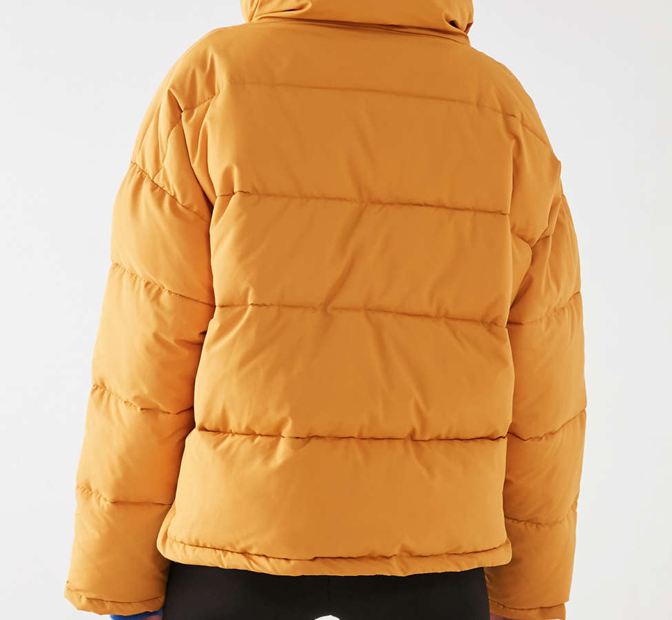 Slide View: 3: Silence + Noise Classic Puffer Jacket