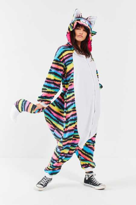 Kigurumi Rave Cat Costume