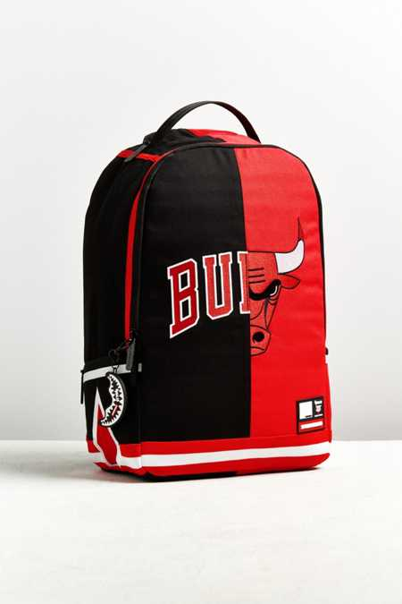 Sprayground X NBA Chicago Bulls Split Backpack