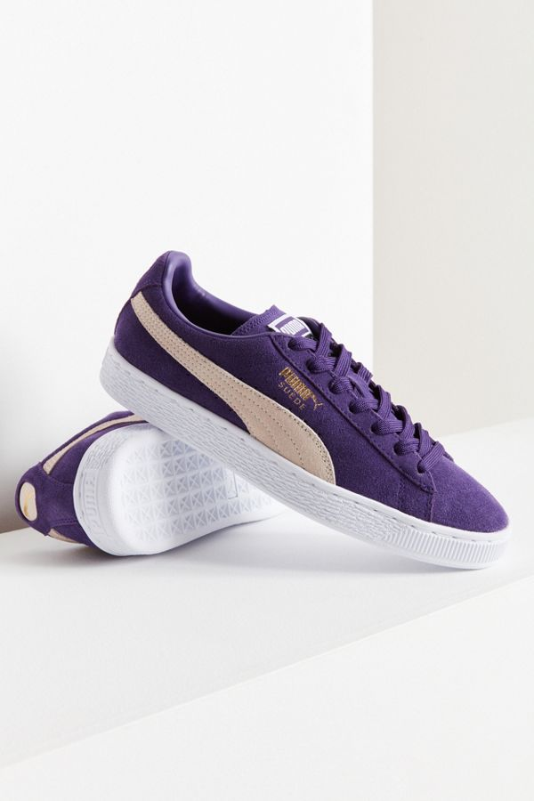 Puma Suede Classic Canada Sneaker Outfitters Urban Purple SSrqR