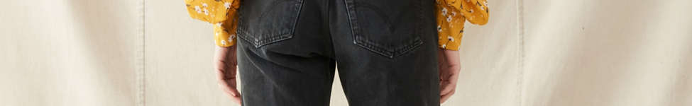 Thumbnail View 5: Urban Renewal Remade Frayed Cropped Levi's Jean