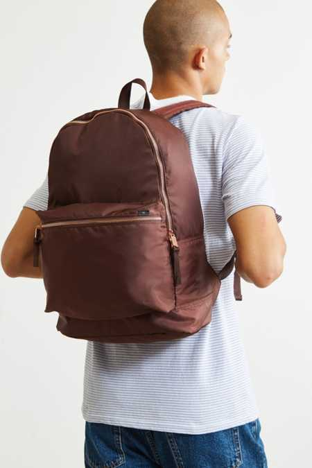 Slide View: 2: UO Satin Backpack