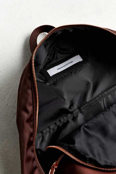 Slide View: 6: UO Satin Backpack