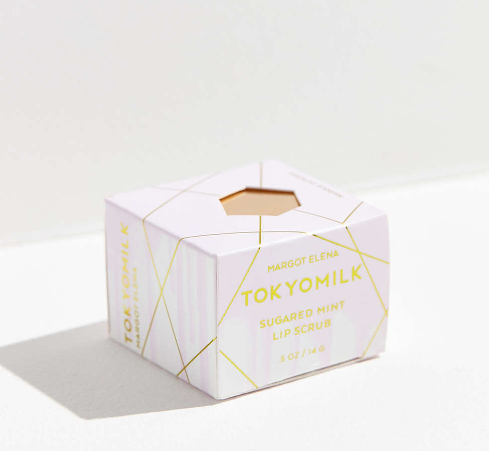 Slide View: 3: TokyoMilk Sugared Mint Lip Scrub