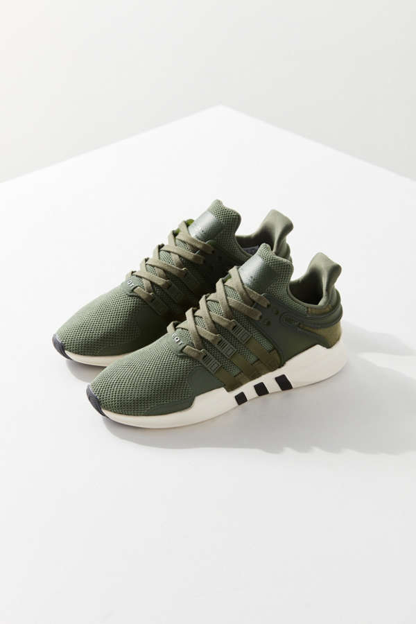 finest selection 9c235 c84b2 ... slide view 1 adidas originals eqt support adv mesh sneaker
