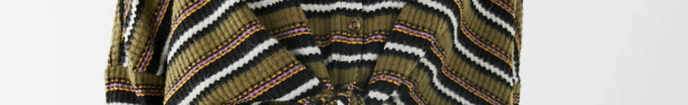 Thumbnail View 4: Out From Under Jojo Oversized Thermal Button-Front Top