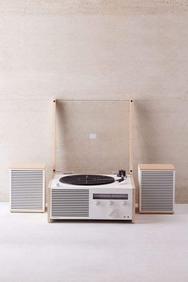 Slide View 1 Crosley Switch Ii Record Player With Speakers