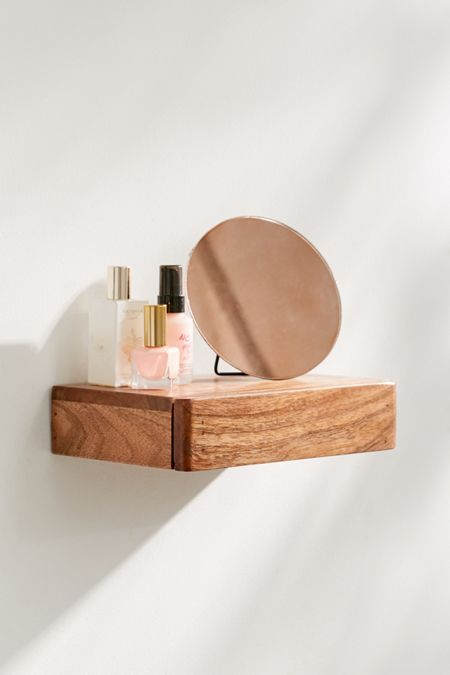 shelf design floating concealment safeguard furniture with drawer sideopen qline angled