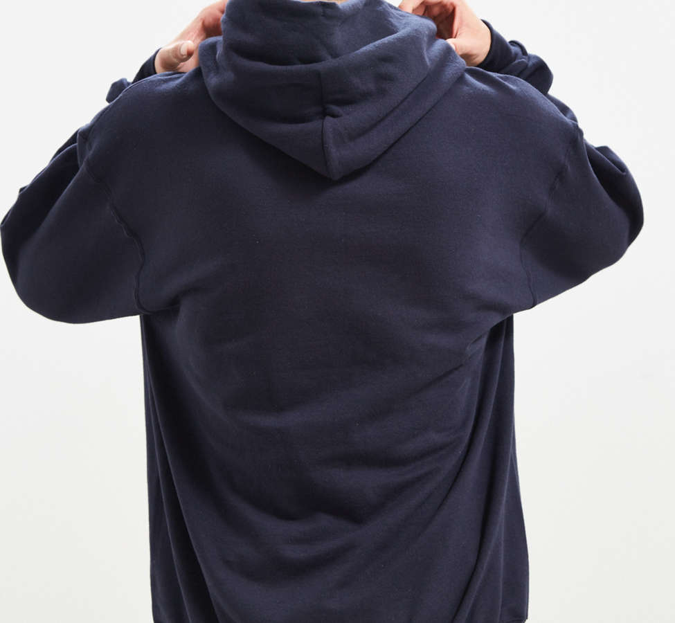 Slide View: 5: Champion University Of Michigan Eco Fleece Hoodie Sweatshirt