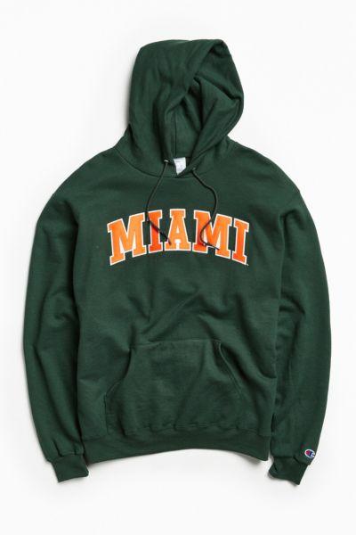 University of miami hoodie