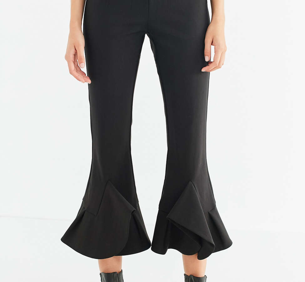 Slide View: 2: C/meo Collective Intermission High-Rise Kick Flare Pant