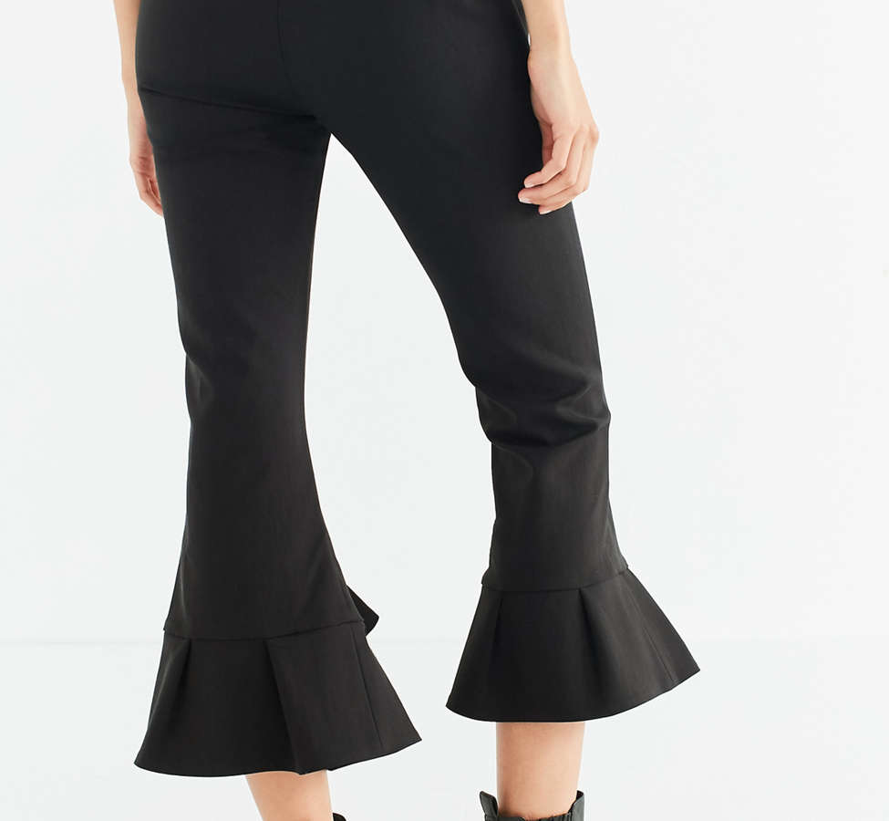Slide View: 3: C/meo Collective Intermission High-Rise Kick Flare Pant