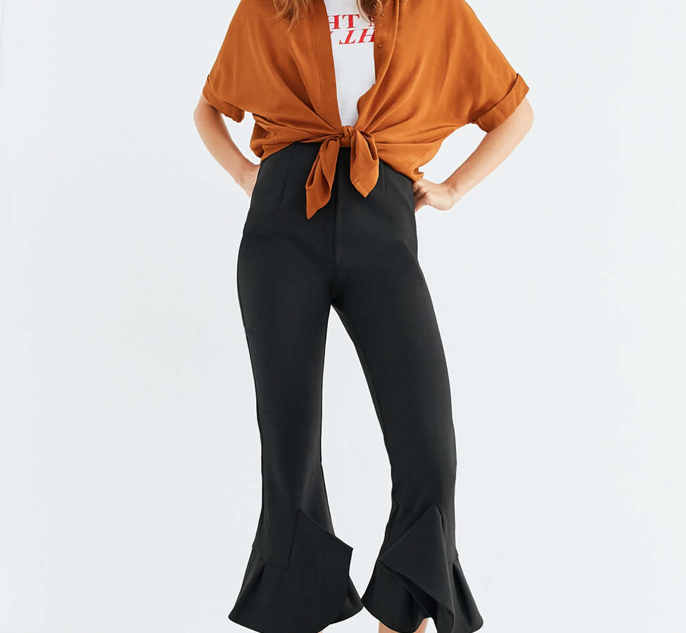 Slide View: 4: C/meo Collective Intermission High-Rise Kick Flare Pant