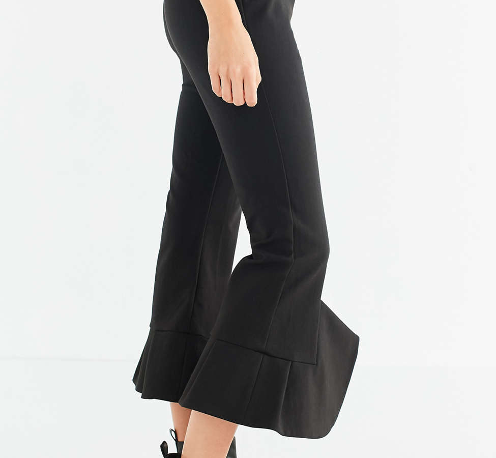Slide View: 5: C/meo Collective Intermission High-Rise Kick Flare Pant