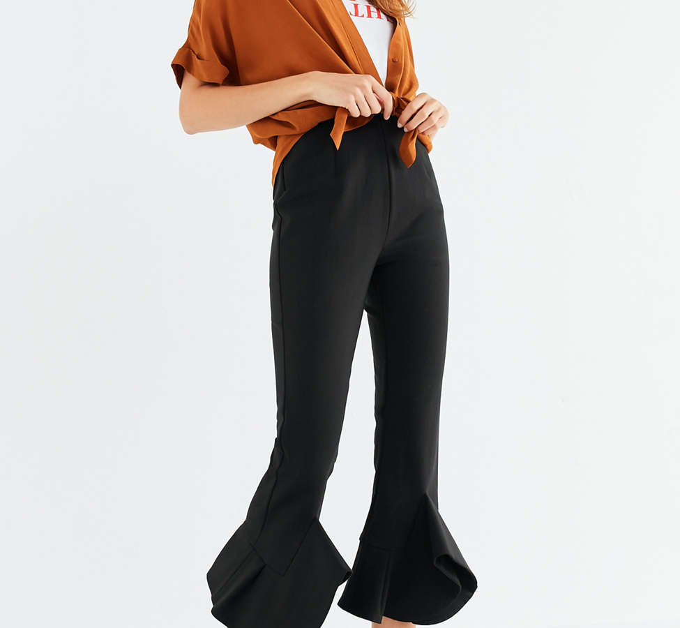 Slide View: 6: C/meo Collective Intermission High-Rise Kick Flare Pant