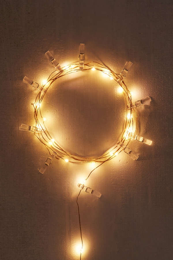 Photo clip firefly string lights urban outfitters for Firefly lights urban