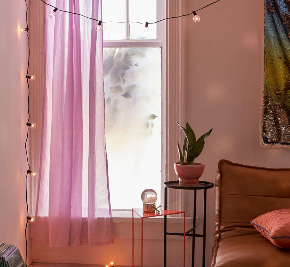 Slide View: 1: Globe String Lights