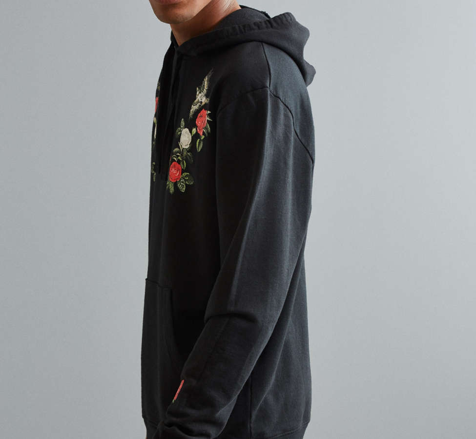 Slide View: 3: Fanclub Never Ending Pleasure Embroidered Hoodie Sweatshirt