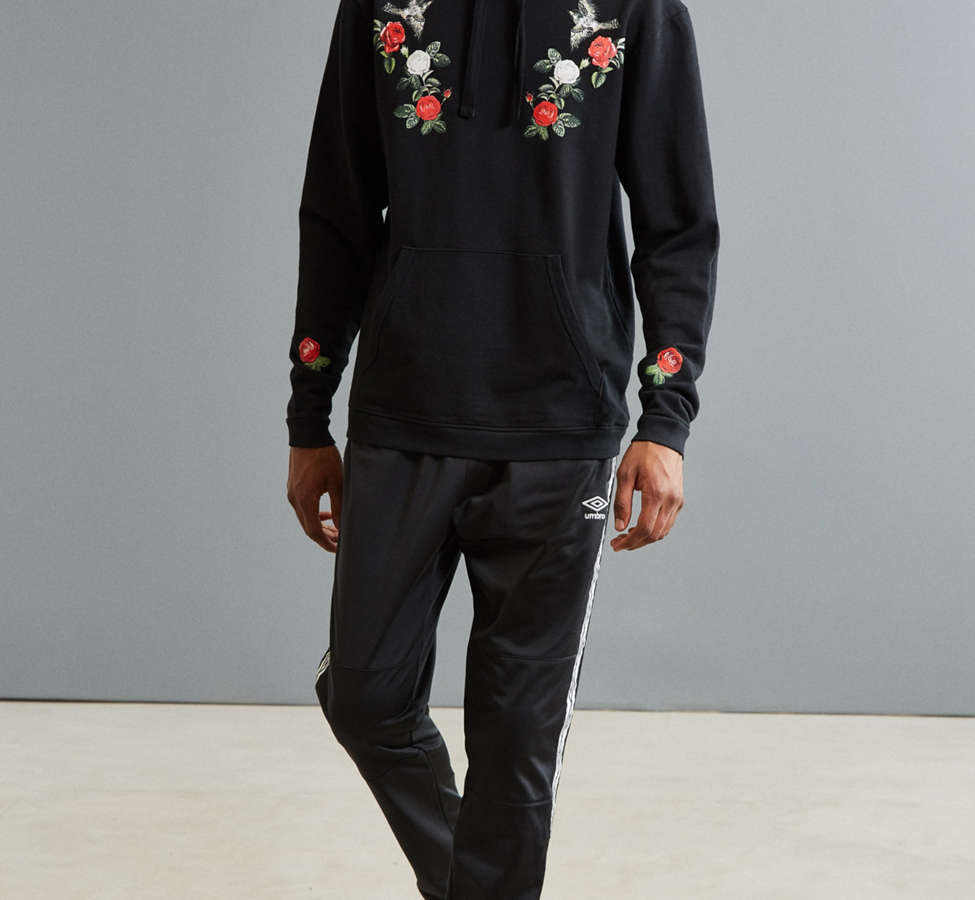Slide View: 6: Fanclub Never Ending Pleasure Embroidered Hoodie Sweatshirt