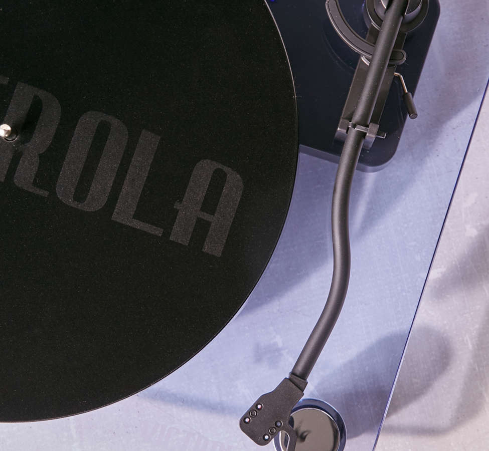 Slide View: 5: Victrola Modern Acrylic Bluetooth Turntable