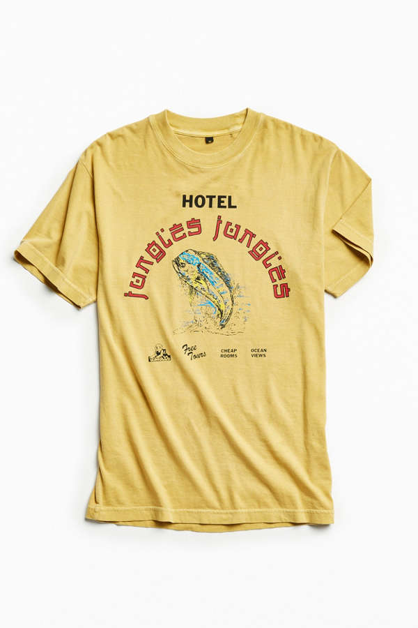 Jungles Hotel Tee