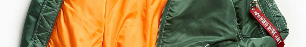 Thumbnail View 8: Blouson aviateur à capuchon MA-1 Alpha Industries