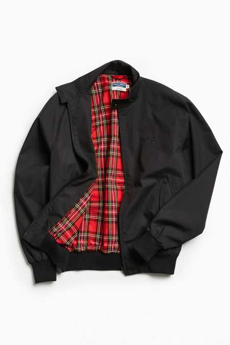 Fred Perry Reissue Made In England Harrington Jacket