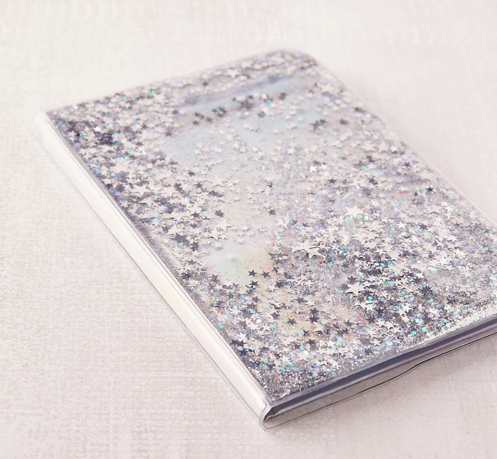 Slide View: 3: Skinnydip Liquid Glitter Journal