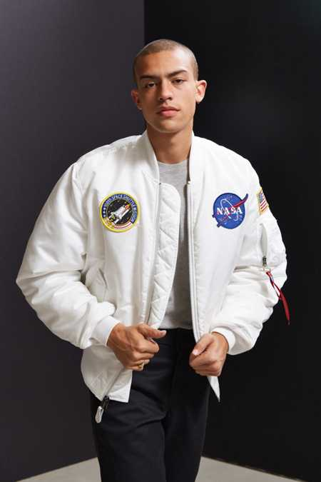 Alpha Industries MA-1 NASA Bomber Jacket