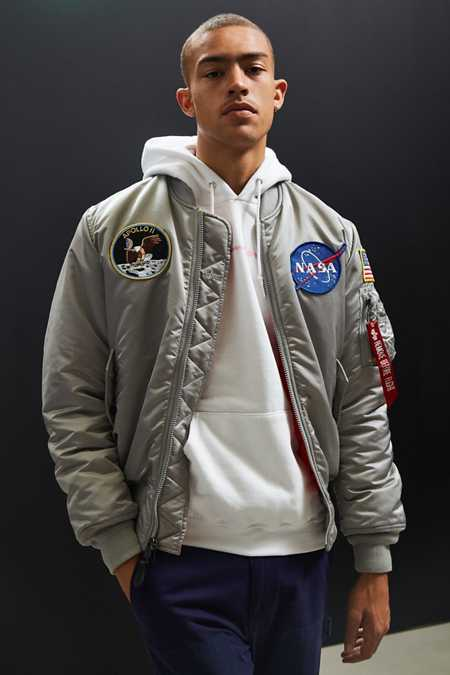 Alpha Industries MA-1 Apollo Bomber Jacket