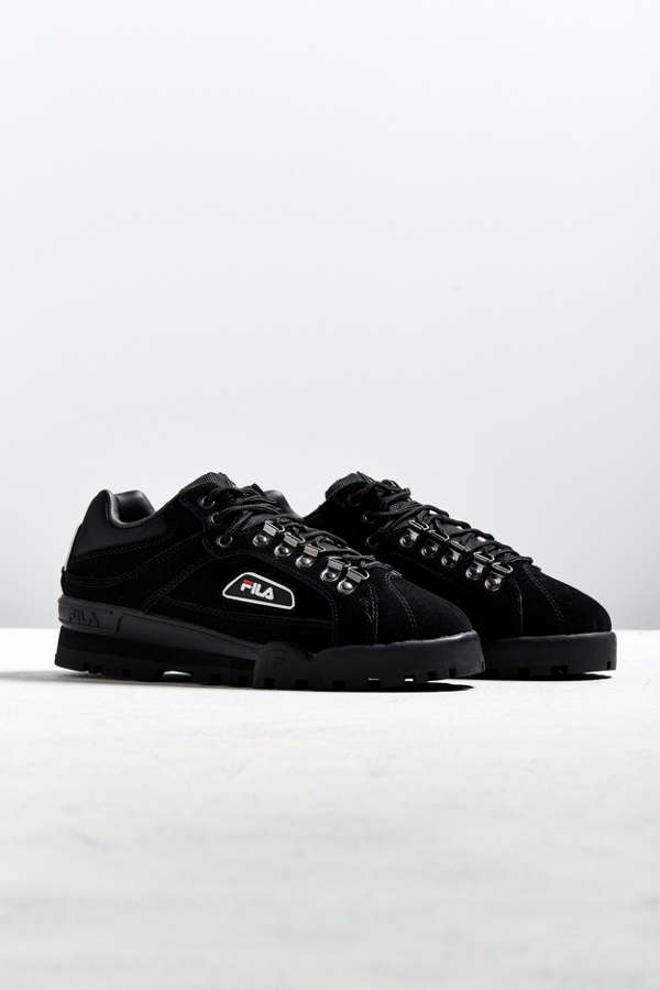 FILA Trailblazer Suede Sneaker | Urban Outfitters