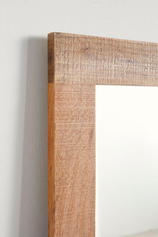 Slide View 3 Ashton Mango Wood Mirror